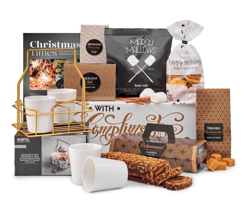 Kerstpakket Momentje voor jezelf - 21% BTW