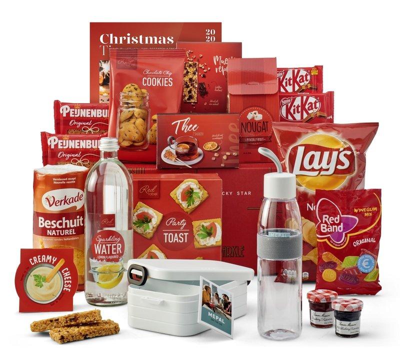Kerstpakket Onderweg - 21% BTW