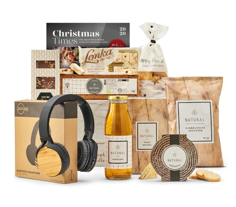 Kerstpakket Sounds good