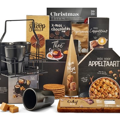Kerstpakket Sweet moments