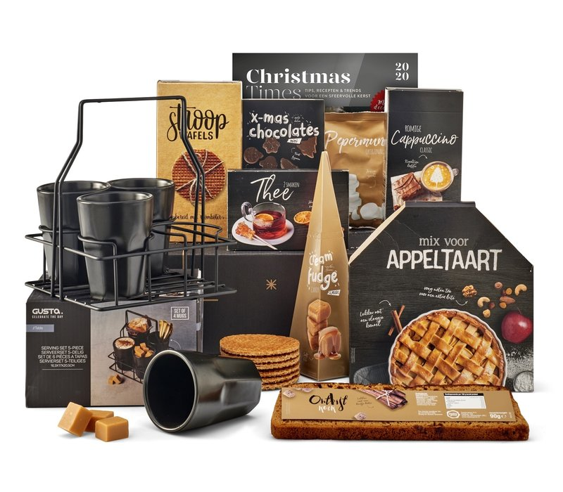 Kerstpakket Sweet moments - 21% BTW