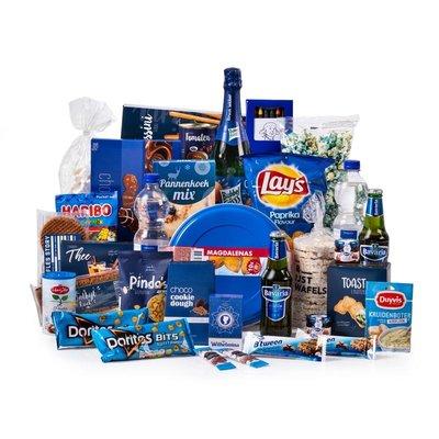 Kerstpakket Groots in Blauw