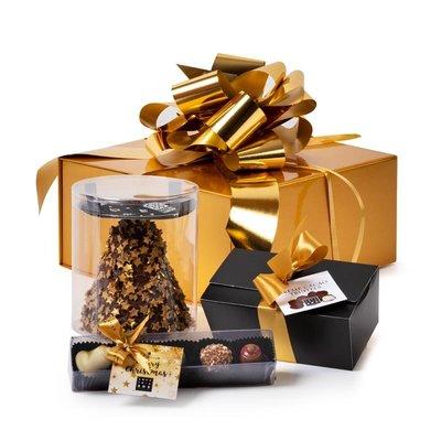 Kerstpakket Luxe Chocobox