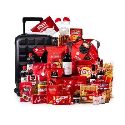 Kerstpakket Volle Trolley