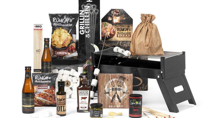 BBQ & Grill kerstpakket