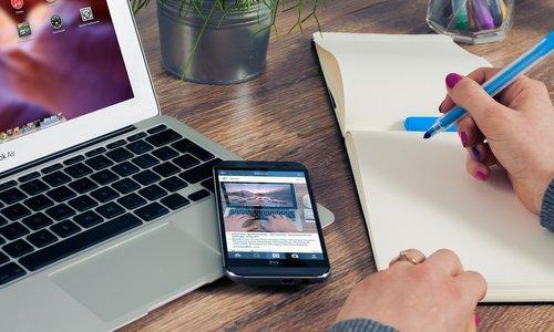 Thuiswerken vs. werken op kantoor