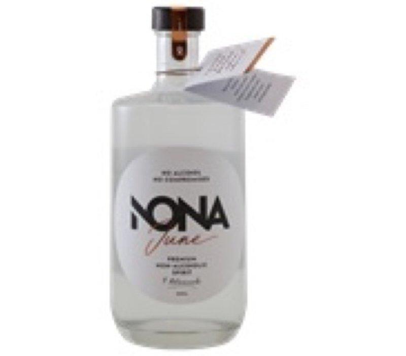 NONA June alcoholvrij gin in geschenkverpakking