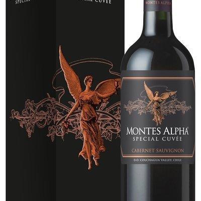 Montes Alpha Special Cuvée Cabernet Sauvignon*