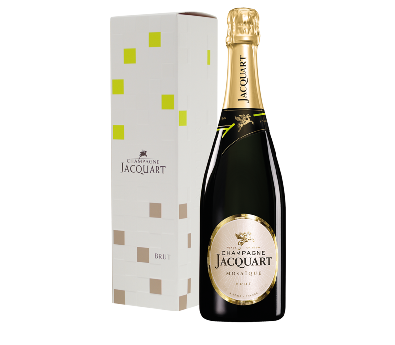 Jacquart Brut Mosaique in geschenkverpakking