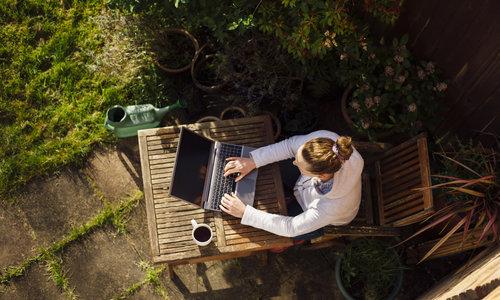 Ultiem thuiswerken - bedrijven zonder kantoor