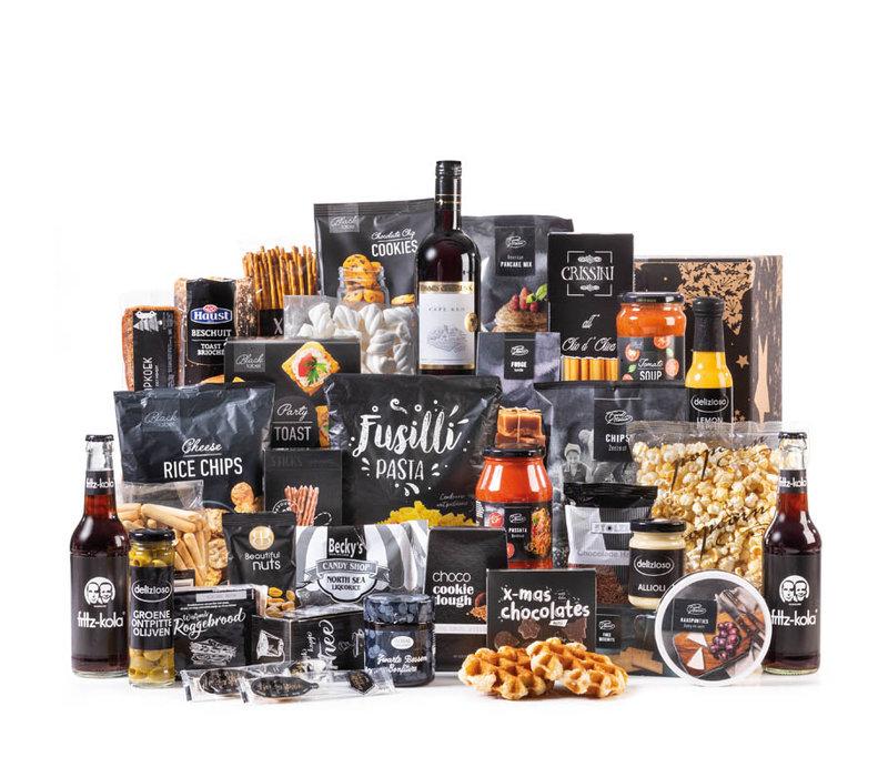 Kerstpakket Zwart XL - 21% BTW