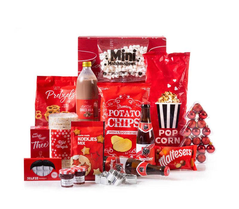 Kerstpakket Vrolijke Kerst! - 21% BTW