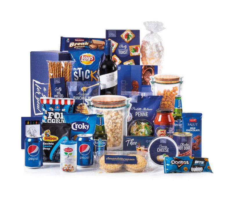 Kerstpakket Veel in Blauw! - 9% BTW