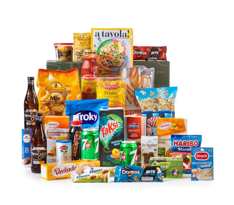 Kerstpakket Sterke Merken - 9% BTW