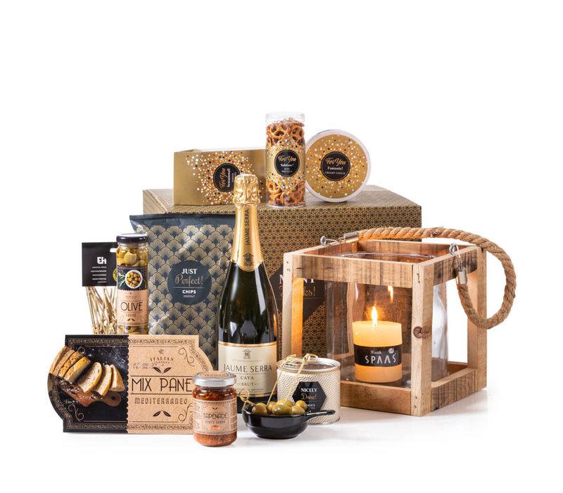 Kerstpakket Romantisch in Huis - 21% BTW