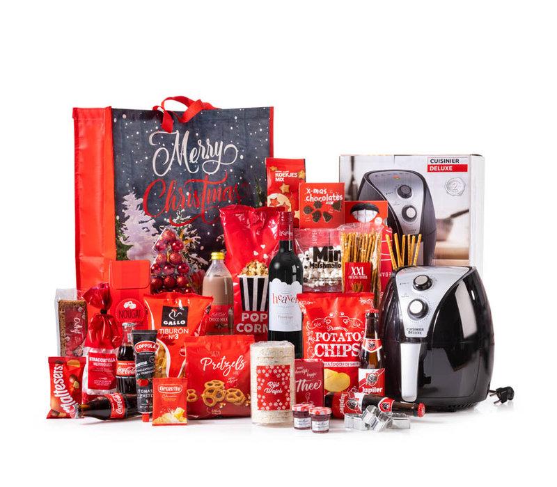 Kerstpakket Red Hot - 21% BTW