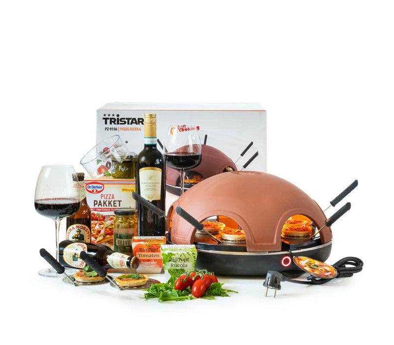 Kerstpakket Pizza Funcooking! - 9% BTW