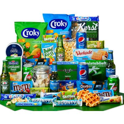 Kerstpakket Winterse snacks