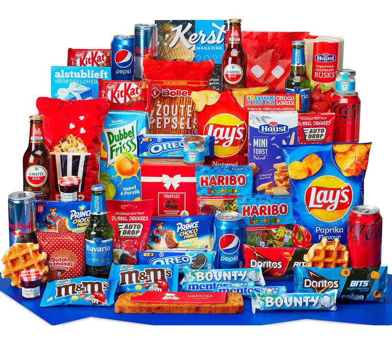 Kerstpakket Voor iedereen een succes - 9% BTW
