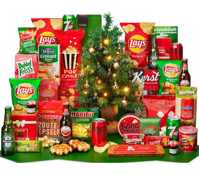 Kerstpakket Versiering - 9% BTW