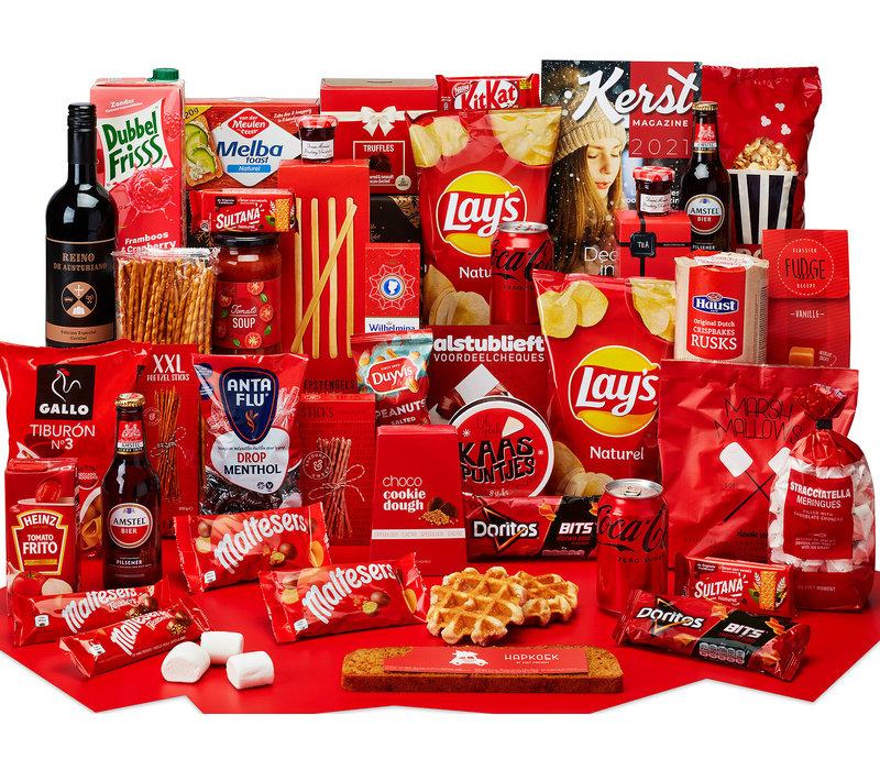 Kerstpakket Van alles en nog meer - 9% BTW