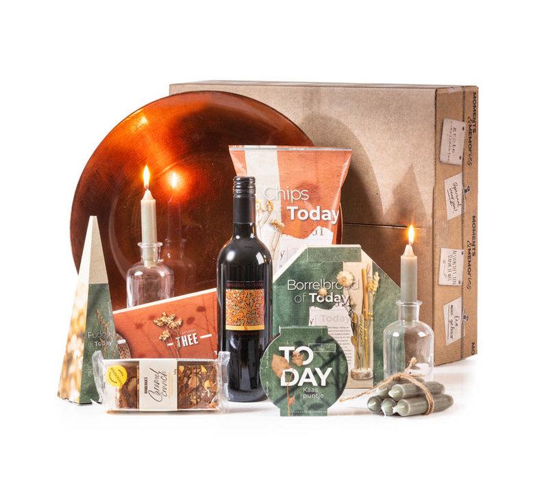 Kerstpakket Koper is in! - 21% BTW