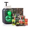 Kerstpakket Karaoke Trolley