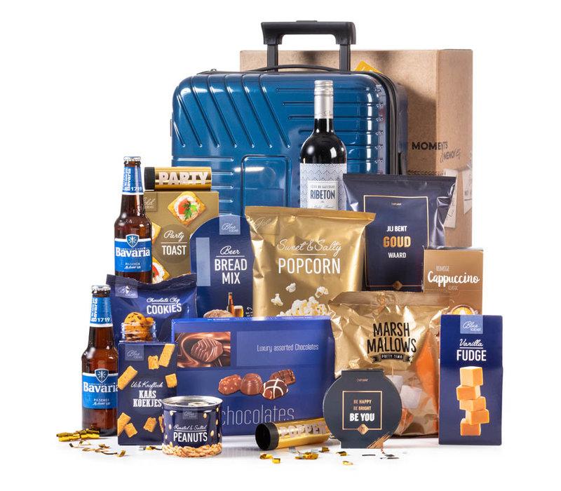 Kerstpakket In stijl op Reis! - 21% BTW
