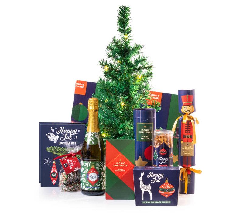 Kerstpakket Iconic Xmas - 21% BTW