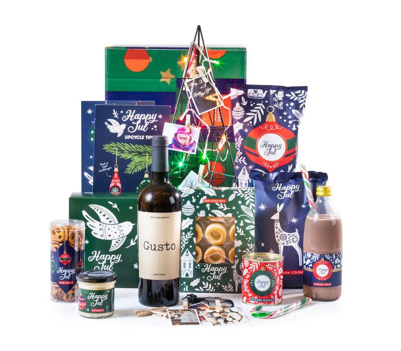 Kerstpakket Happy Jul! - 9% BTW