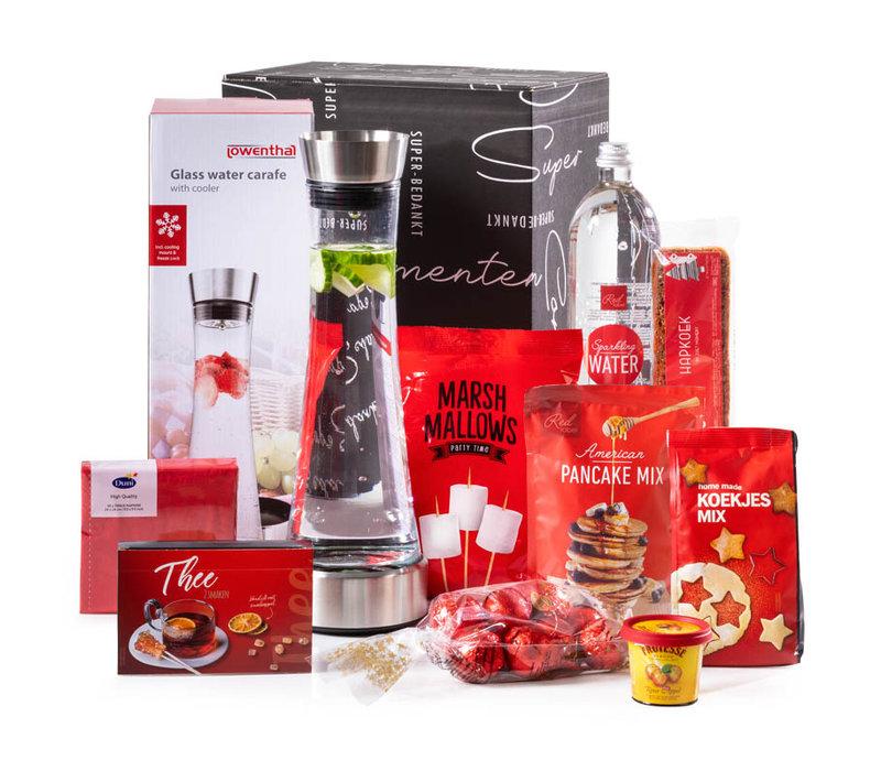 Kerstpakket Handige Karaf - 9% BTW
