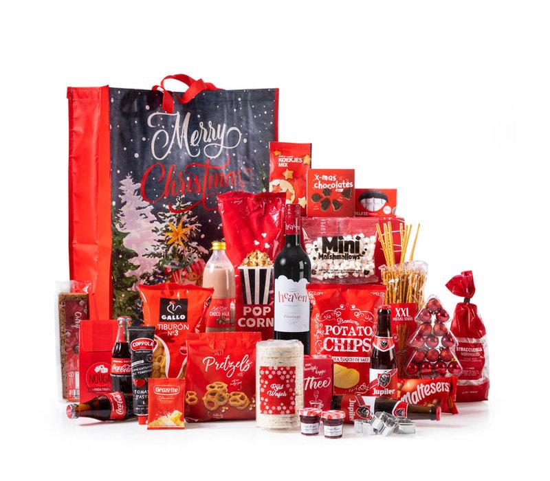 Kerstpakket Groot Rood! - 9% BTW
