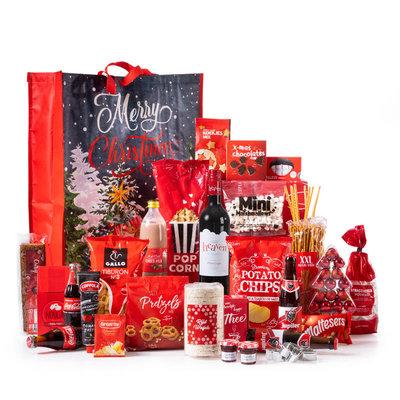 Kerstpakket Groot Rood!