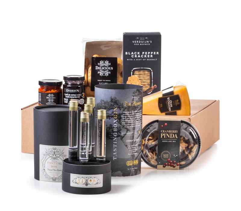 Kerstpakket Gin Tasting - 21% BTW
