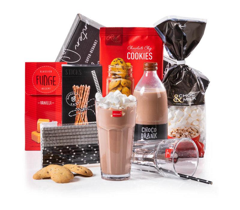 Kerstpakket Chocolademelk XL - 9% BTW