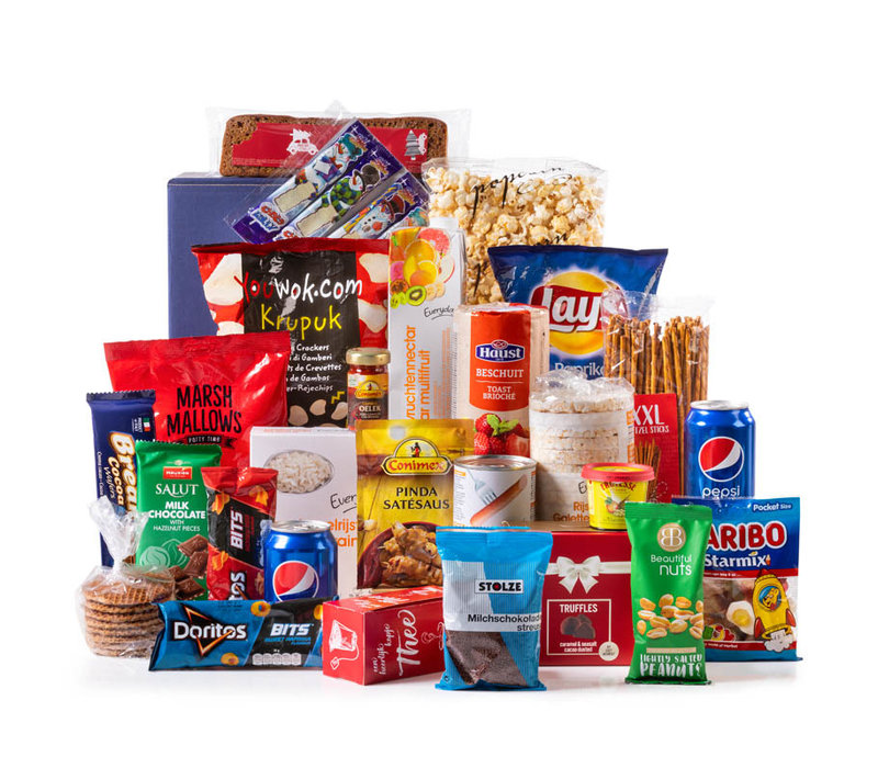 Kerstpakket Bont Gemixt - 21% BTW