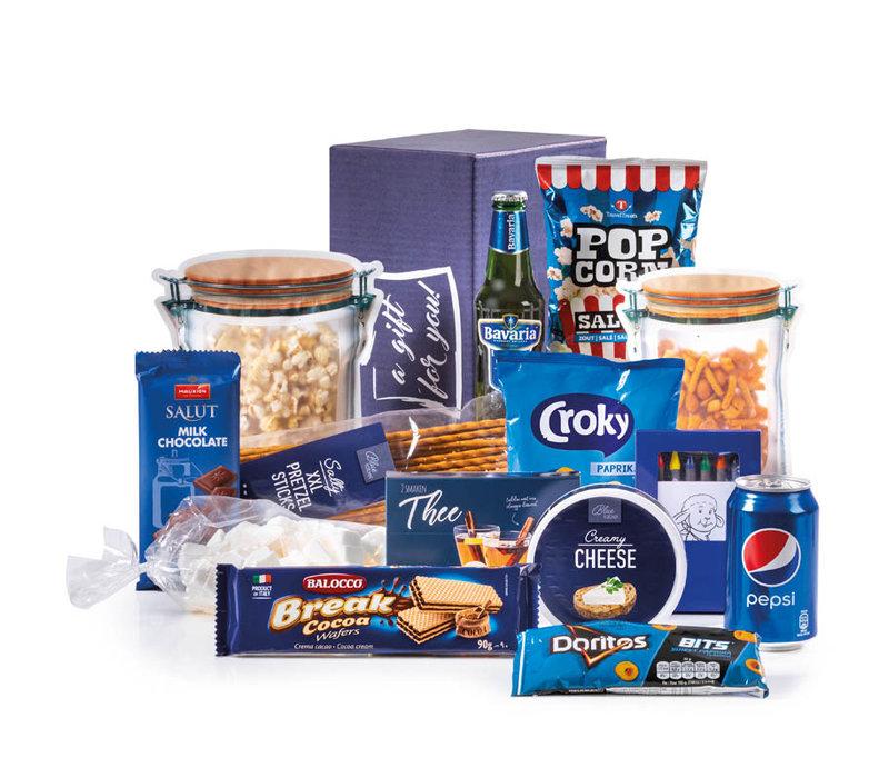 Kerstpakket Blauw voor Jou!