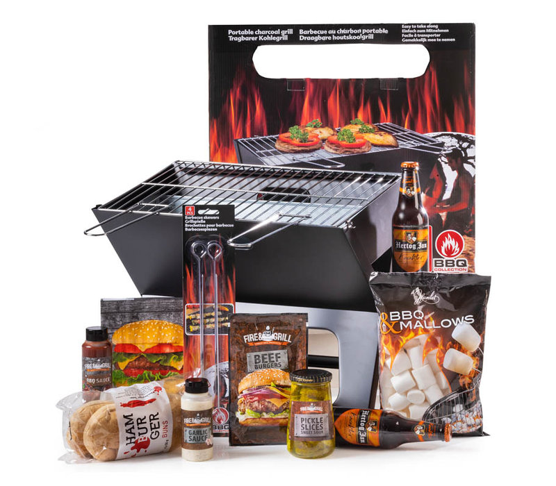 Kerstpakket BBQ Tijd! - 9% BTW