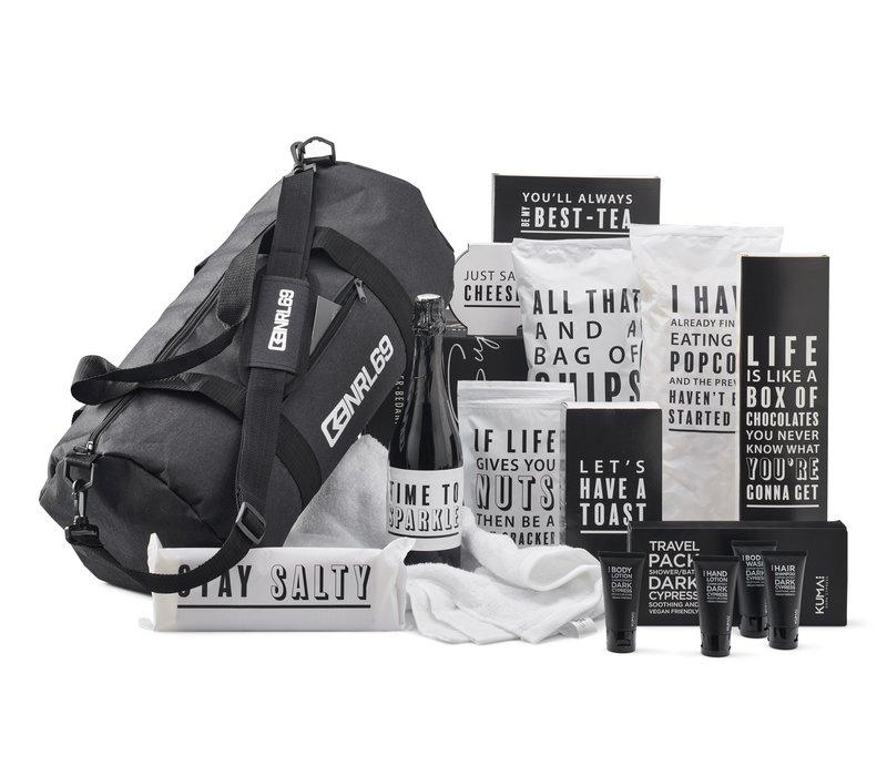 Kerstpakket Zwart wit - 9% BTW
