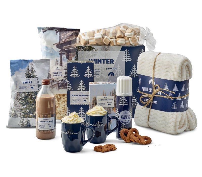 Kerstpakket Wintersfeer - 9% BTW