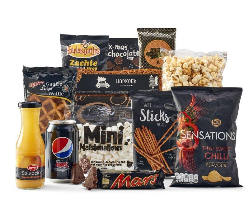 Kerstpakket Voordelig genieten - 21% BTW