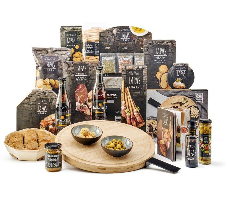 Kerstpakket Serve and enjoy - 21% BTW