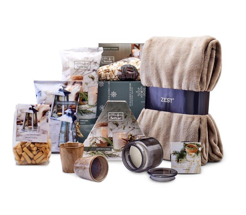 Kerstpakket Serene rust - 21% BTW