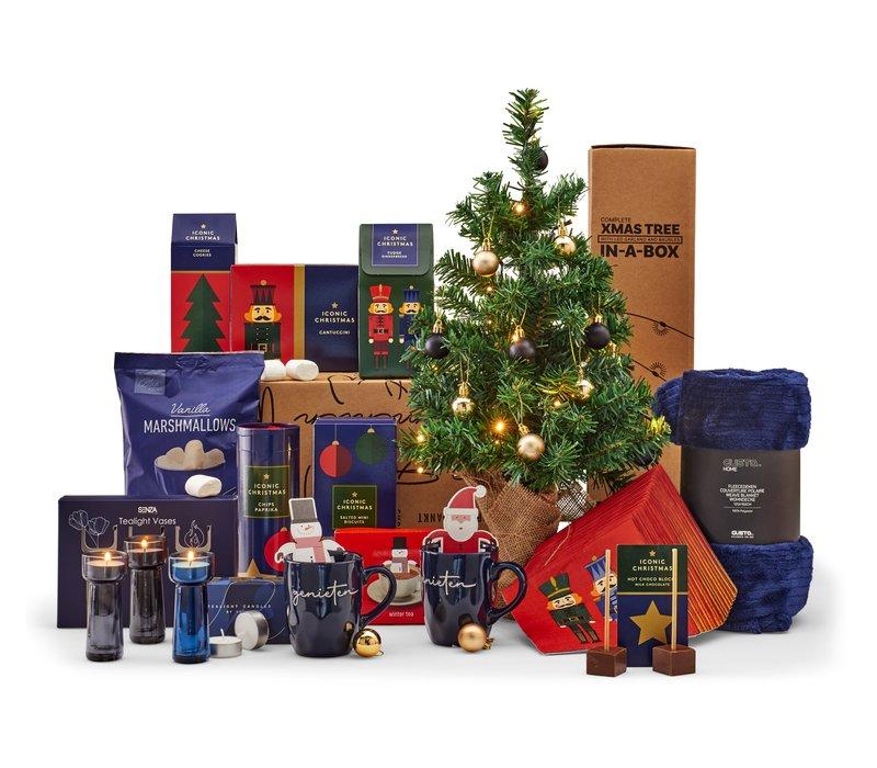 Kerstpakket Oh dennenboom - 21% BTW