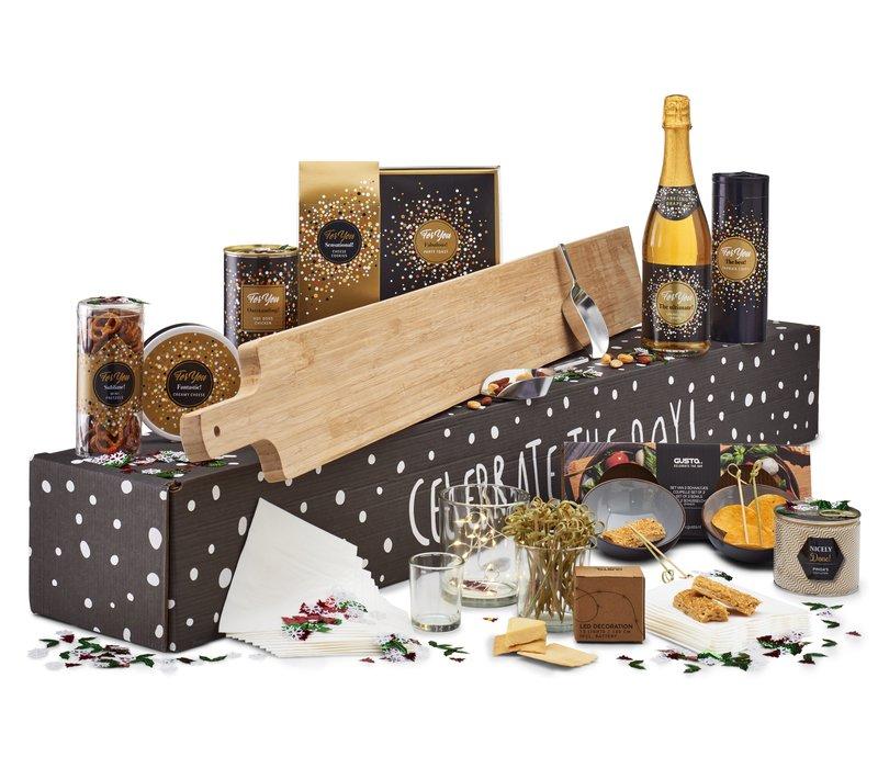 Kerstpakket Lang genieten - 21% BTW