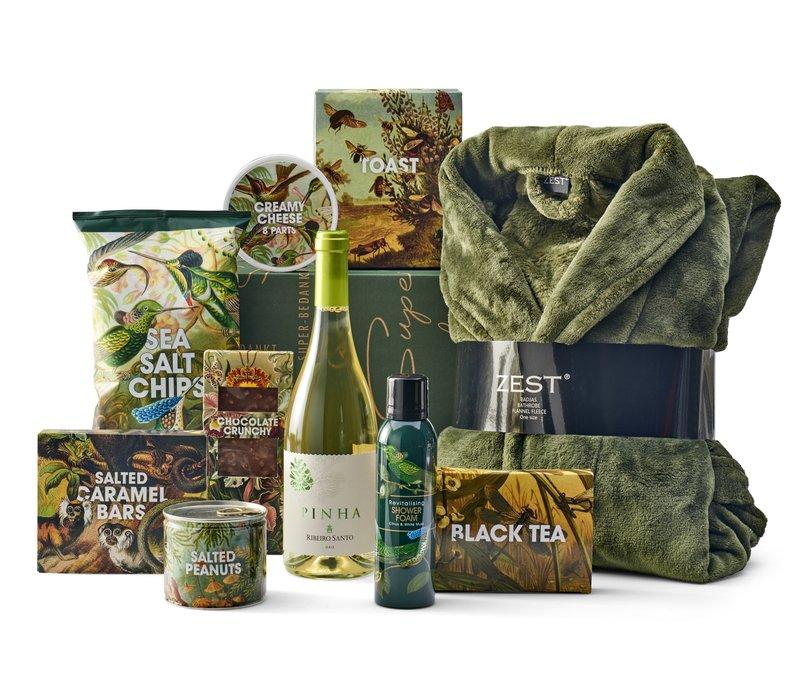 Kerstpakket Groene weldaad - 9% BTW