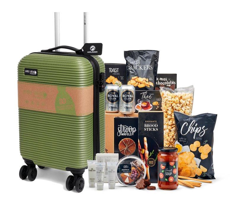 Kerstpakket Green travel - 21% BTW