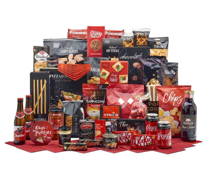 Kerstpakket Bomvol - 9% BTW