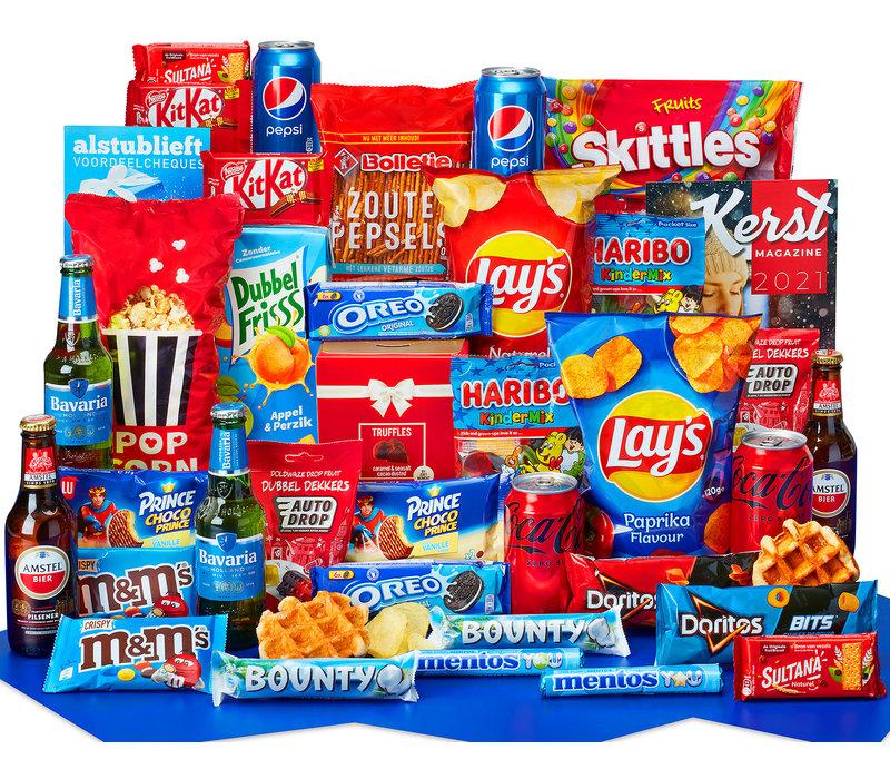 Kerstpakket Gewoon genieten - 21% BTW