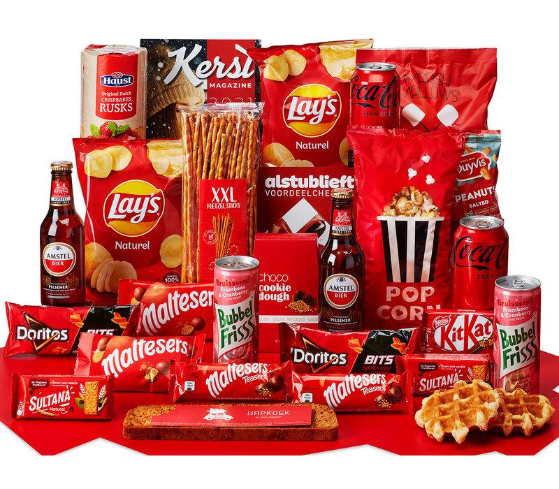 Kerstpakket Een mooie mix - 21% BTW
